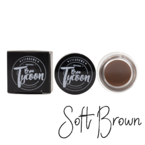 BrowTycoon Pomade Soft Brown 1