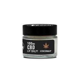10. Lip balm Coconut